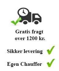Gratis fragt over 1200 kr. | Krogagergård