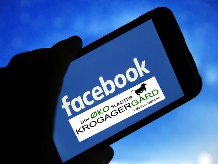 Like os på facebook